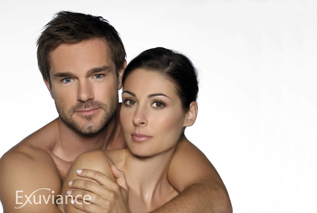 Exuviance-man-and-woman